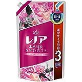 【大容量】 レノア 本格消臭 柔軟剤 スポーツ スプラッシュリリー 詰替用 超特大サイズ 1320ml