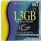 ソニー(SONY) 1.3GB MOディスクMO EDM-G13C