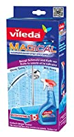 Vileda Magical Dirt Prevention System布とスプレー、500 ml