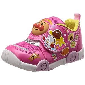 [アンパンマン] 運動靴 マジック ゆったり 軽量 抗菌防臭 2E キッズ APM C147