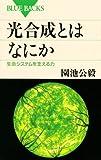 光合成とはなにか―生命システムを支える力 (ブルーバックス)