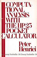 Computational Analysis with the HP 25 Pocket Calculator