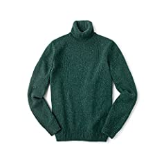 Altea Cashmere Wool Turtleneck Sweater