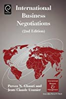 International Business Negotiations (International Business and Management Series)