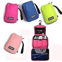 Camping Mens/Ladies Travel Toiletry Wash Bag Makeup Tools Toiletry Holder Storage Case Handbag Purse Beauty Wash Organizer Bag