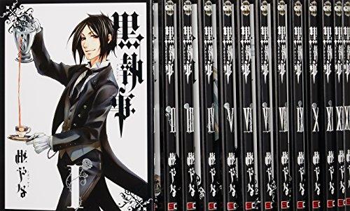 黒執事 コミック 1-23巻セット (Gファンタジーコミックス)の詳細を見る