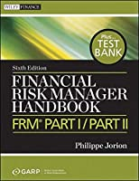 Financial Risk Manager Handbook, + Test Bank: FRM Part I / Part II by Philippe Jorion GARP (Global Association of Risk Professionals)(2010-12-28)