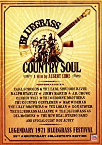 Bluegrass Country Soul [DVD] [Import]