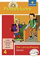 Pusteblume. Das Sprachbuch 4. CD-ROM. Zusatzmaterial: Ausgabe 2009