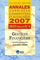 Annales corrigées, commentées et actualisées 2007