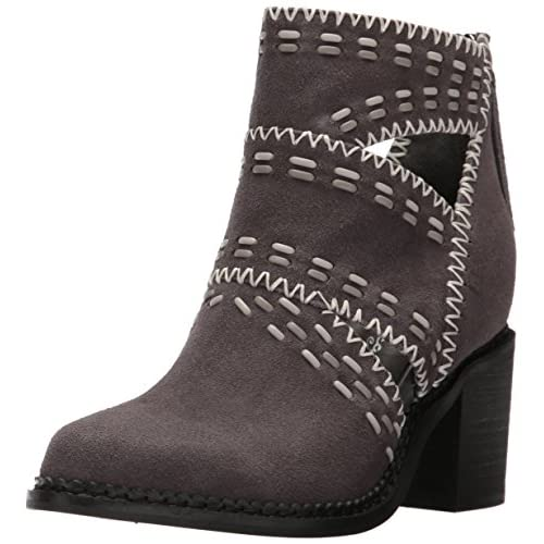 Sbiccaレディースjossly Ankle Bootie カラー: ブラック