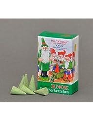 Knox(ノックス) ミニ松の香り ドイツのお香コーン ドイツ製 クリスマスのスモーカー