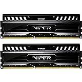 PATRIOT DDR3 デスクトップPC用メモリ DIMM デュアルキット DDR3-1600 PC3-12800 4GB x2 CL9-9-9-24 1.5V PV38G160C9K