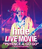 "LIVE MOVIE""PSYENCE A GO GO""~20YEARS from 1996~ [Blu-ray]"