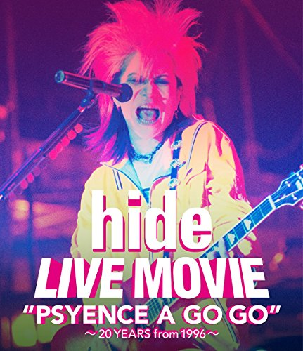 "LIVE MOVIE""PSYENCE A GO GO""~20YE...[Blu-ray/ブルーレイ]"