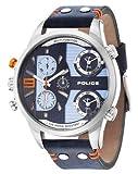 POLICE ポリス Police 14374JS-03 Mens Copperhead Blue Chronograph Watch 男性 メンズ 腕時計 【並行輸入品】
