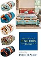 PENDLETON ペンドルトン ブランケットローブ ZD411