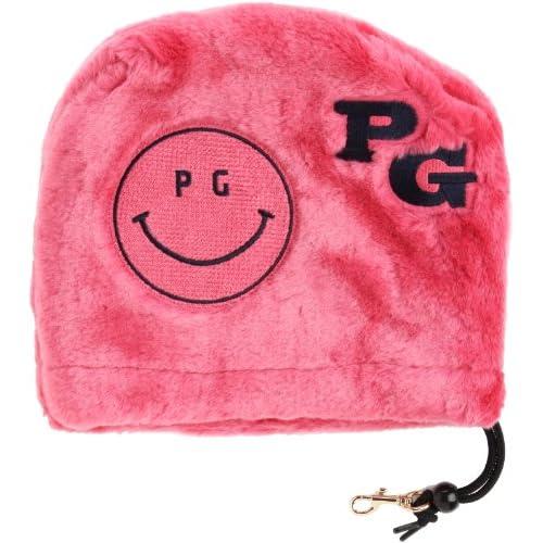 [パーリーゲイツ] PEARLY GATES パーリーゲイツ 定番 スマイル アイアンカバー 053-984016  090 PINK (PINK)