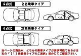 ビート[PP1(2ドア)]用 4点式ロールバー[スチール]定員乗車Type