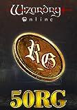 Wizardry Online ロイヤルゴールド:50ポイント[フリーオンラインゲーム][バーチャルアイテム]