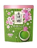 片岡物産 辻利 抹茶ミルク さくら風味 180g×2袋
