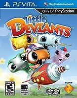 Little Deviants (輸入版) - PSVita
