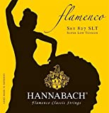 HANNABACH フラメンコ弦 E827SLT Yellow Set
