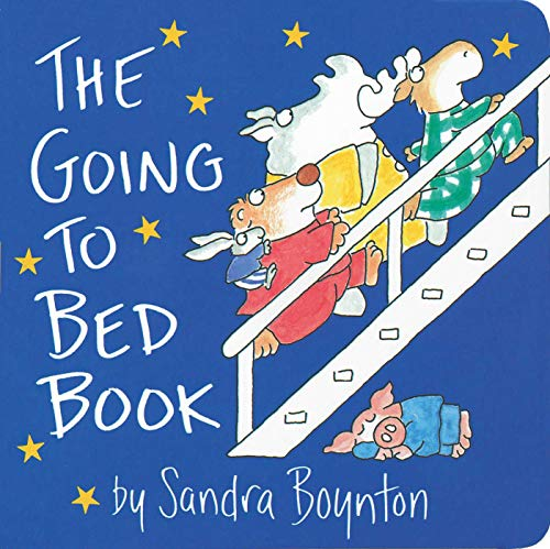 The Going-To-Bed Book (Boynton Board Books)の詳細を見る