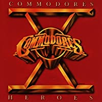 Heroes by Commodores
