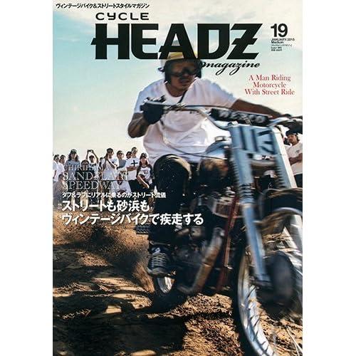 CYCLE HEADZ magazine Vol.19