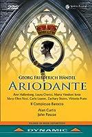 George Frideric Handel - Ariodante / Hallenberg . Cherici . Iorio . Nesi . Lepore . Stains . Prato . Il Complesso Barocco . Curtis (Spoleto Festival 2007) [DVD] [Import]
