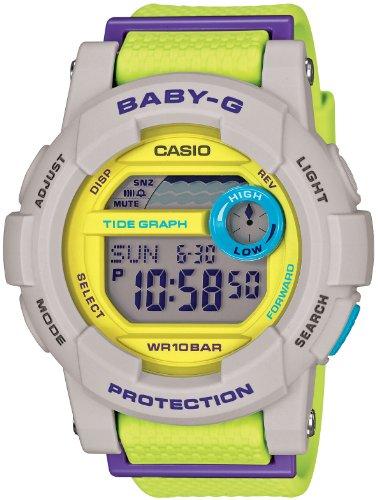 カシオ CASIO 腕時計 BABY-G タイドグラフ搭載 G-LIDE BGD-180-3JF レディース