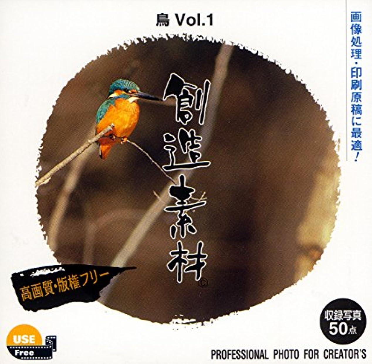 創造素材 鳥Vol.1