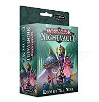 Games Workshop Warhammer Underworlds: The Eyes The Nine [並行輸入品]