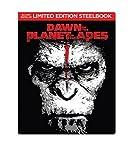 エイプ Dawn of the Planet of the Apes Limited Edition Steelbook (Blu Ray + Digital HD)