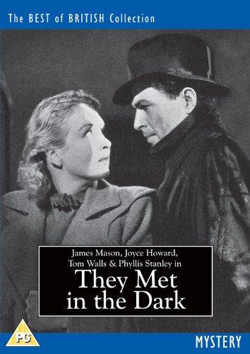 They Met in the Dark [DVD] [Import]