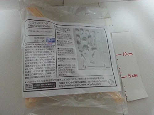 ワンフェス 17夏 T's system ヒロインX オルタ Fate