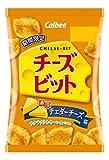 カルビー チーズビット 濃厚チェダーチーズ味 18g × 24袋