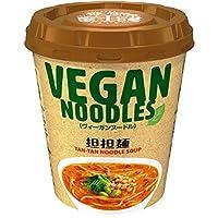 ニュータッチ ヴィーガンヌードル 担担麺 67g ×12個