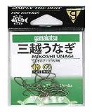 がまかつ(Gamakatsu) 三越ウナギ 茶 12号