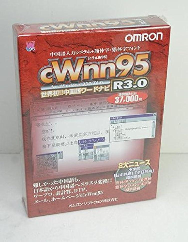 分析膨張するジョグ中国語入力システム+簡体字+繁体字フォント CWnn95 R3.0 中国語ワードナビ