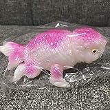 ヤモマーク 大海獣シリーズ ソフビ フィギュア 日本製 パール 金魚 魚