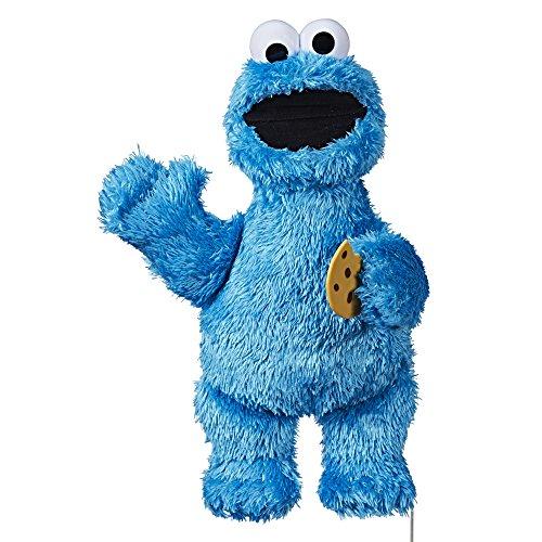 セサミストリート クッキーモンスタープラッシュ Sesame Street Feed Me Cookie Monster Plush 並行輸入品