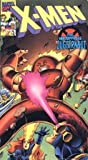X-Men: Unstoppable Juggernaut [VHS] [Import]