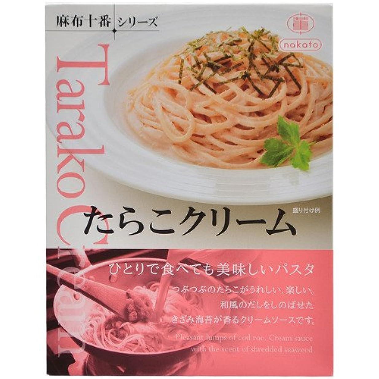 nakato麻布十番シリーズ たらこクリーム 110g