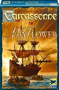 Carcassonne - Mayflower: ab 2 Spieler