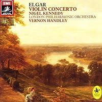 Sir Edward Elgar: Violin Concerto in B minor, Op. 61 - Nigel Kennedy / London Philharmonic Orchestra / Vernon Handley by Nigel Kennedy (2003-12-05)