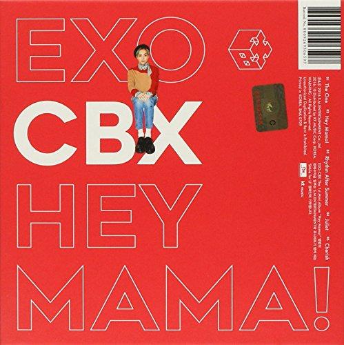 1stミニアルバム - Hey Mama! (ランダムバージョン)