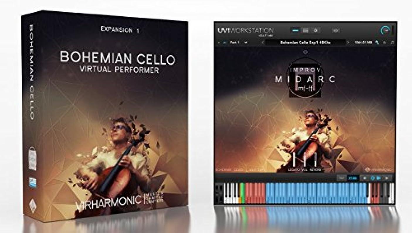 満了セント司令官Bohemian Cello -ソロチェロ音源-