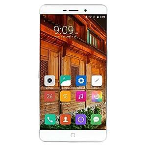 """Elephone P9000 スマートフォン Android 6.0 オクタコア MTK6755 5.5"""" 1.6mm OGS スクリーン 2.0GHz 4GB RAM 32GB ROM 8MP 13MP カメラ アルミ合金フレーム 指紋認識 NFCなど機能 ロック解除"""